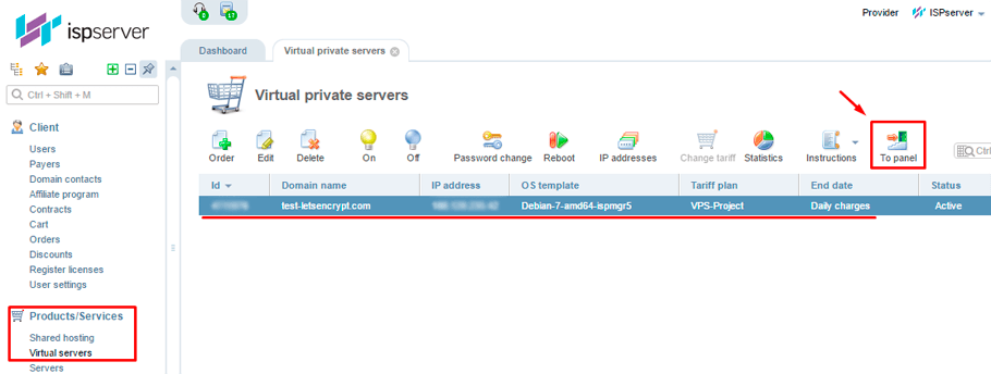 Free Lets Encrypt Ssl Certificate Installation Ispserver